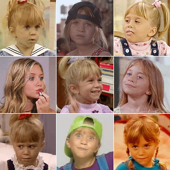 Obviously Mary-Kate and Ashley Have the Best Facial Expressions