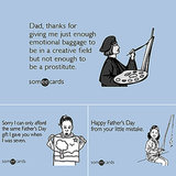 Slightly Inappropriate Someecards For Dad