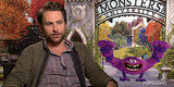 """Monsters University's Charlie Day Says It's """"Nice to Do Something That Won't Embarrass My Parents"""""""