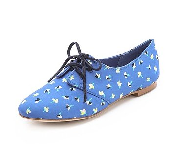 Splendid's Nickerie oxfords ($63, originally $78) are undeniably cute. Pair them with your flirty skirts for an even more adorable style.