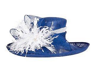 Delphinium Hat