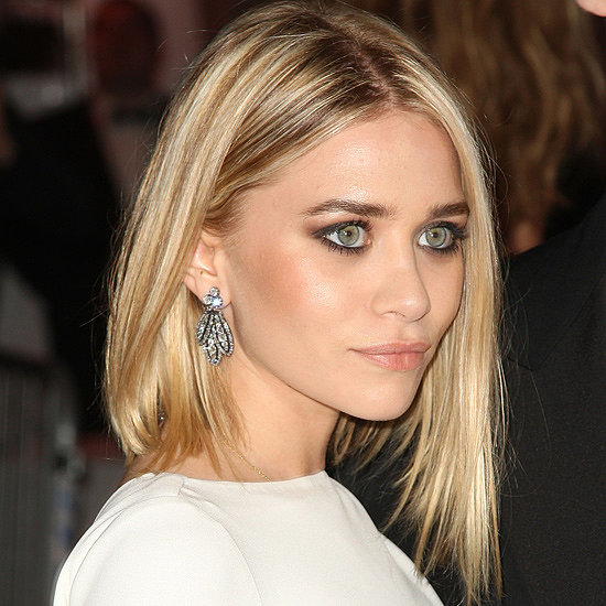 May 2009: Ashley Olsen at The Met Gala