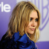 January 2010: Ashley Olsen at a Golden Globes After-Party