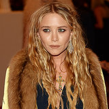 May 2013: Mary-Kate Olsen at The Met Gala