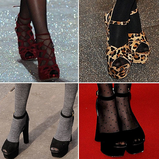 Shop the Best Heels to Wear With Opaque Tights Online Now