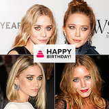 Beauty Spotlight: Happy Birthday to Mary-Kate and Ashley Olsen!