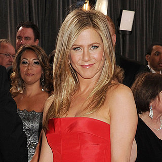 Jennifer Aniston's Wedding Hair