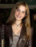 Her hair was a little longer for the premiere of Harry Potter and the Chamber of Secrets in 2002.