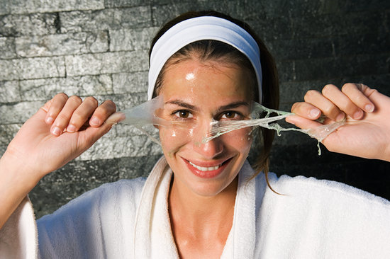 Brighten Your Complexion Instantly With This Peel-Off Mask Recipe