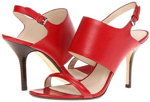 KORS Michael Kors - Hutton (Black Vachetta) - Footwear