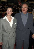 James and Scott Caan