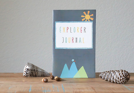 Document the Journey: Explorer Journal