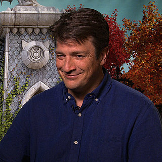 Nathan Fillion Interview For Monsters University | Video