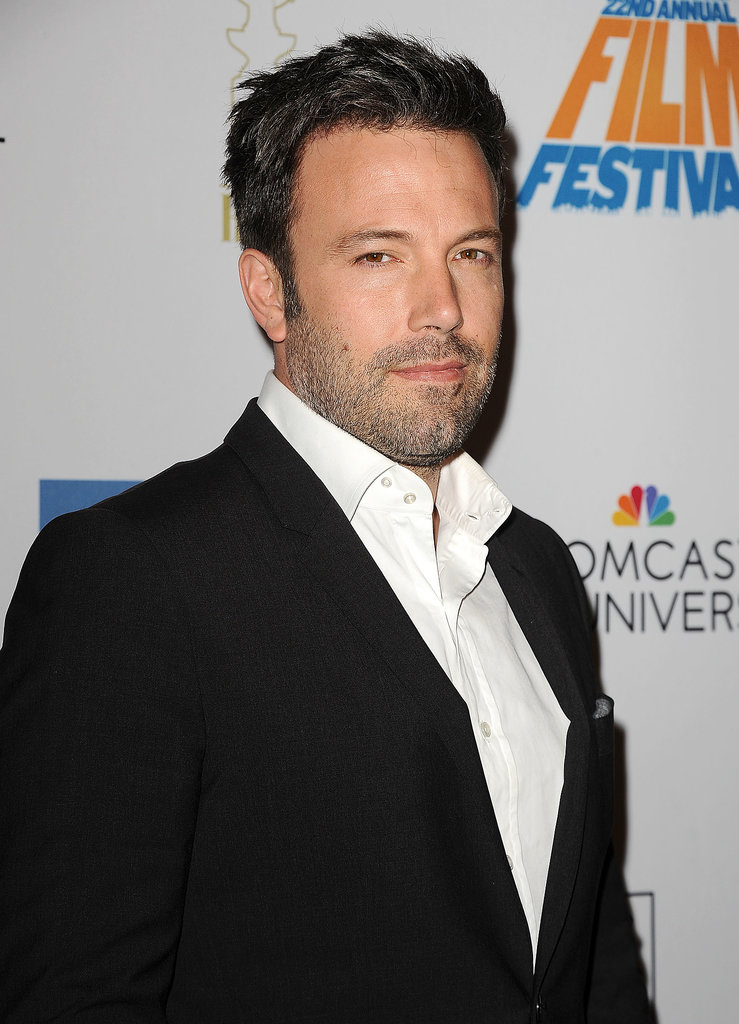Ben Affleck Heads Back to School to Scoop Up Another Award
