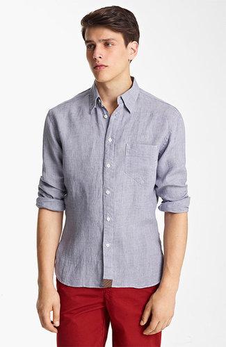 Billy Reid 'Walland' Linen Shirt