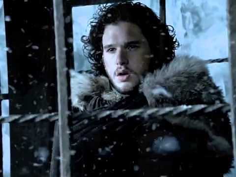 A Jon Snow '80s-Style Training Montage