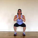 4 Week Squat Challenge to Tone Lower Body