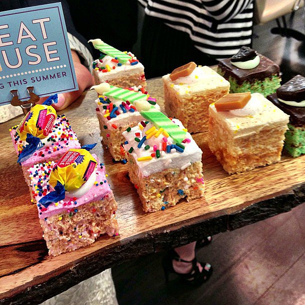 How yummy do these gourmet marshmallow treats look?