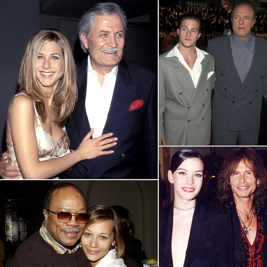Vintage Father's Day: Stars and Their Famous Dads