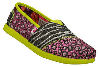 Skechers Kids' Sparkle Safari Pre/Grd
