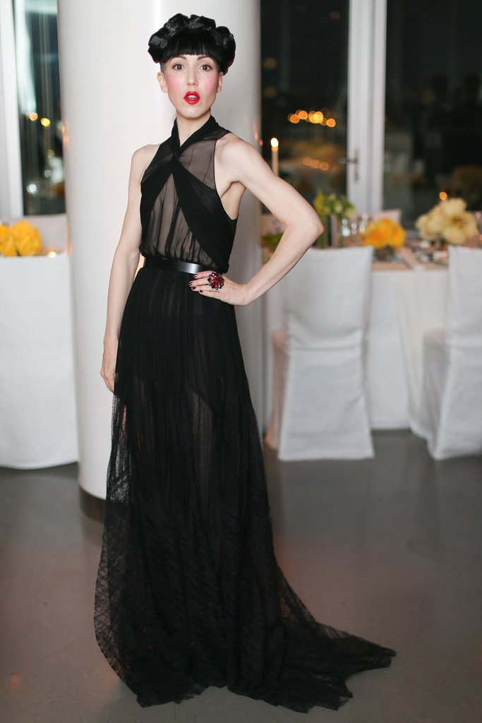 Michelle Harper at a benefit dinner for ACRIA in New York. Source: David X Prutting/BFAnyc.com