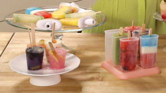 Cool Down With Homemade Fresh Fruit Popsicles