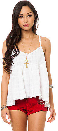 Free People The All Stars Alligned Top