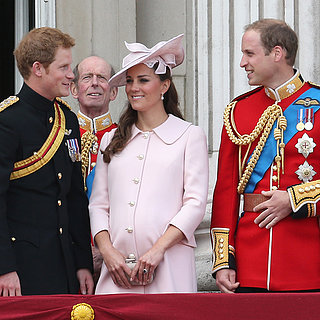 Pregnant Kate Middleton's Official Appearances | Photos