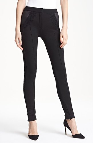 Nina Ricci Slim Ankle Trousers