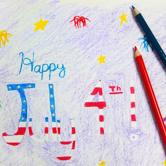 Patriotic Kids Crafts For Independence Day