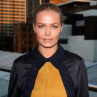 Lara Bingle Talks 2013 Bowel Cancer Awareness Month