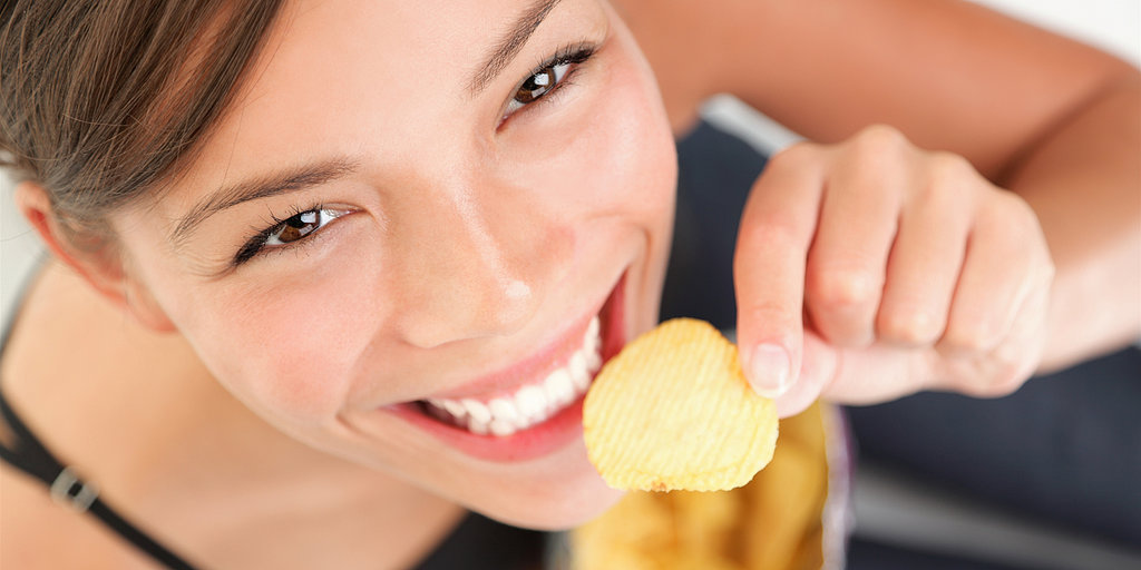 Get These Chips Away From Me! How to Prevent Mindless Snacking