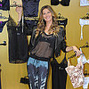 Gisele Bundchen Launches Her Lingerie Line in Brazil