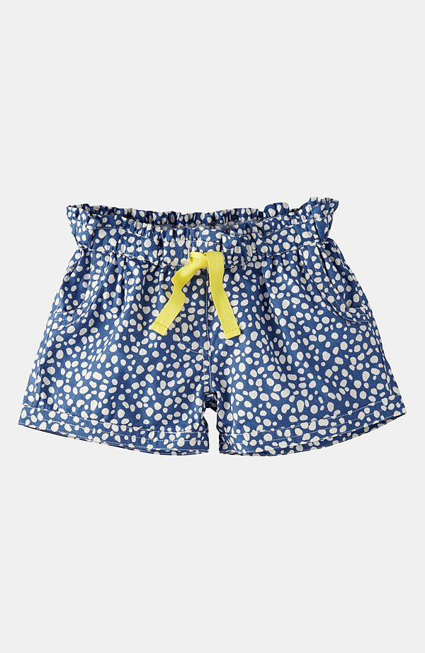 Mini Boden Spotty Holiday Shorts