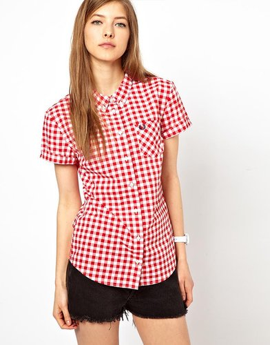 Fred Perry Classic Gingham Shirt