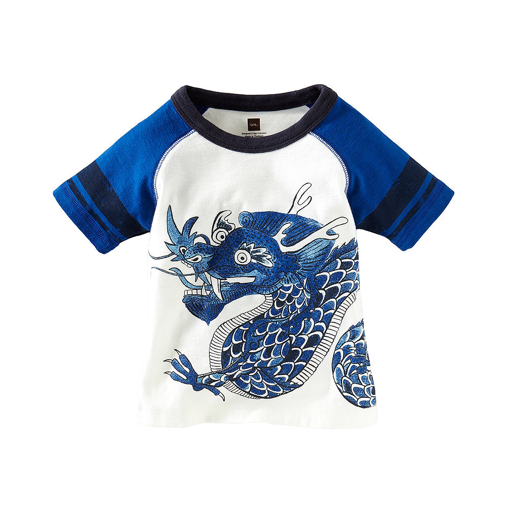 Painted Dragon Tee ($26)
