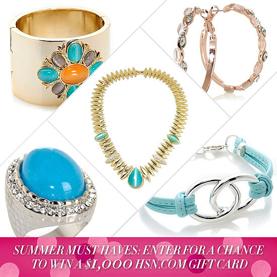 Summer Must Haves: Enter For a Chance to Win a $1,000 HSN.com Gift Card