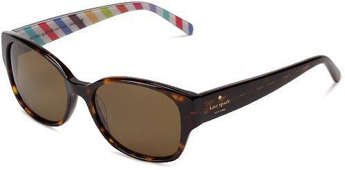 Kate Spade Women's Grady Polarized Cat Eye Sunglasses