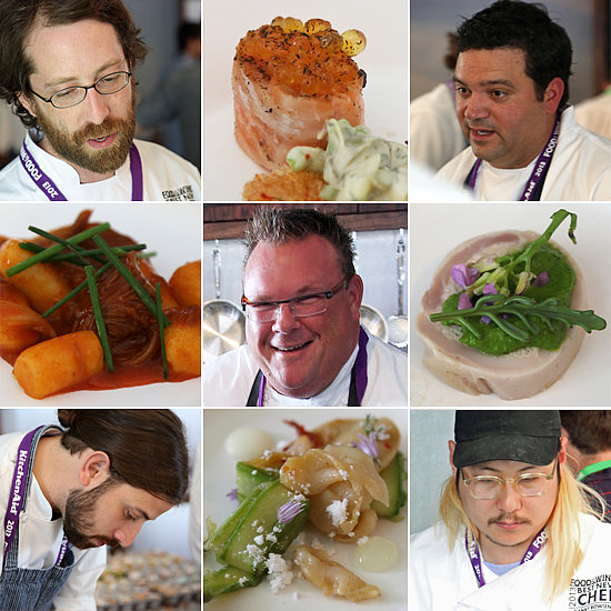 Food & Wine's Best New Chefs and Their Dishes