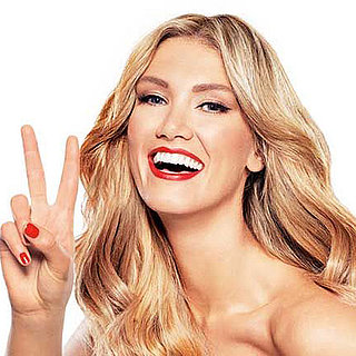 Delta Goodrem's Different Hair Looks on The Voice