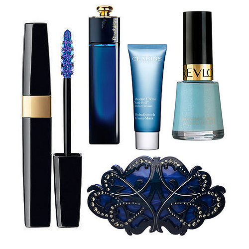 10 Blue Beauty Products to Wear on Your Wedding Day