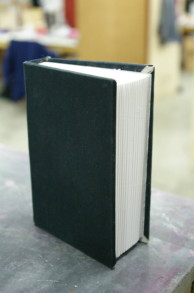 To Bind Your Own Book