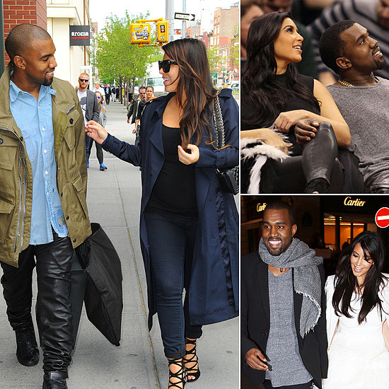 Celeb-Inspired Baby Names For Kim and Kanye