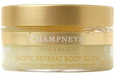 Champneys Exotic Retreat Body Glow Coconut Milk Papaya Ylang Ylang