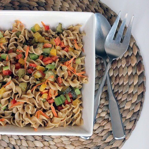 Vegan Pasta Salad