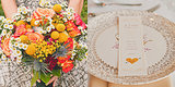 A Whimsical Vintage Wedding