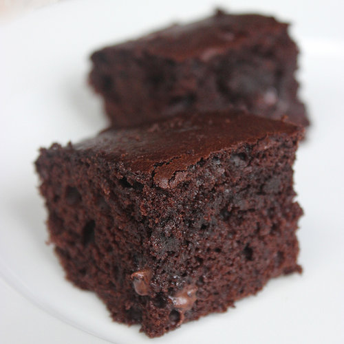 Slimmed-Down Brownies