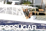 Anna Kournikova Slips Into a Bikini to Sail Away With Enrique Iglesias
