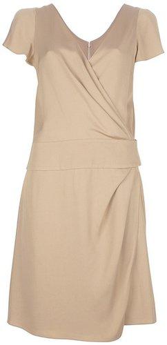 Emporio Armani Drop waist dress