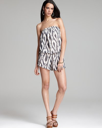 Quotation: Sweet Pea Romper - Strapless
